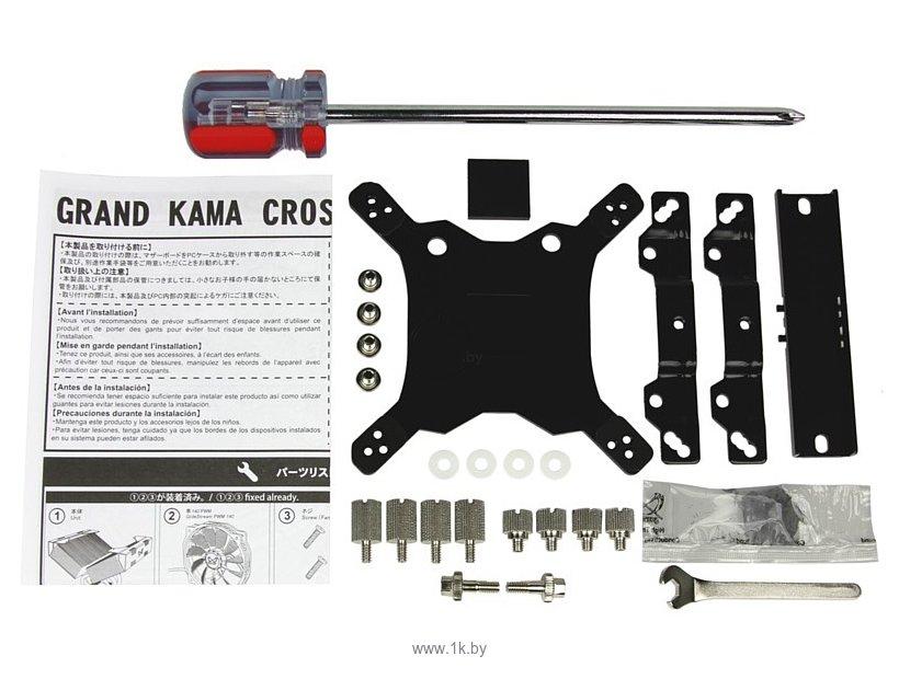 Фотографии Scythe Grand Kama Cross 3 (SCGKC-3000)