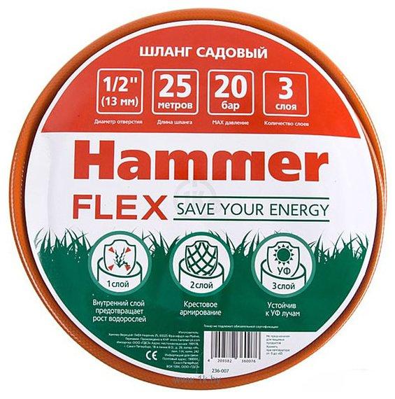 """Фотографии Hammer Flex (3/4"""", 25 м)"""