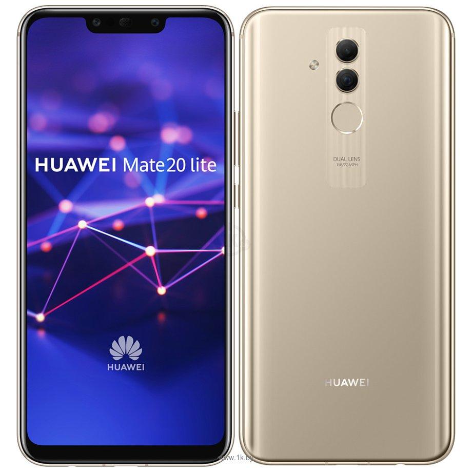 Фотографии Huawei Mate 20 Lite 64Gb (SNE-LX1)