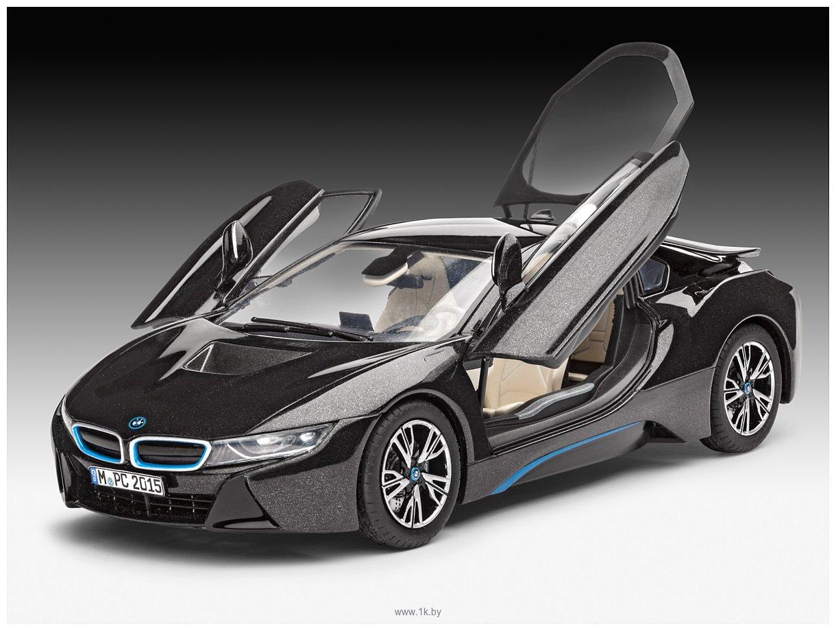 Фотографии Revell 07008 Автомобиль BMW i8