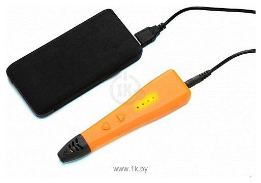Фотографии Tiger3D K-One (оранжевый)