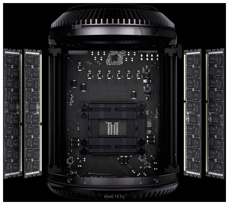 Фотографии Apple Mac Pro (MD878)