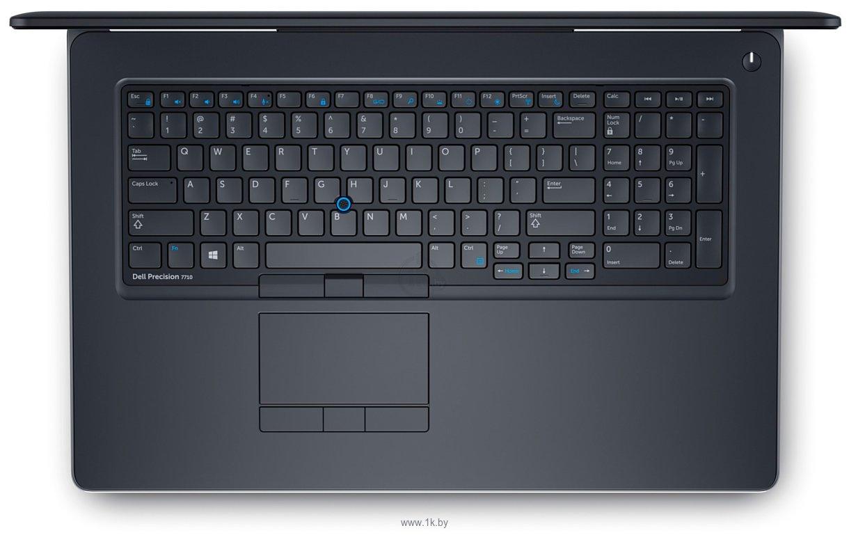 Фотографии Dell Precision 17 7710 (7710-4414)