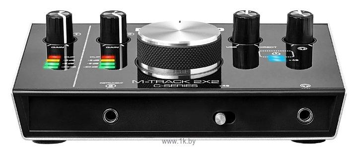 Фотографии M-Audio M-Track 2x2