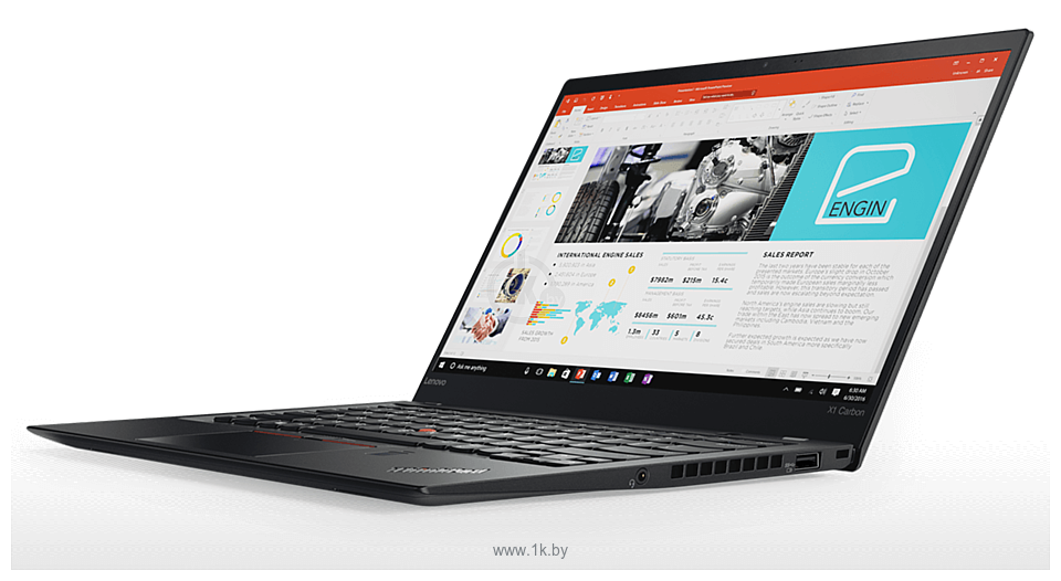 Фотографии Lenovo ThinkPad X1 Carbon 5 (20HR0028RT)