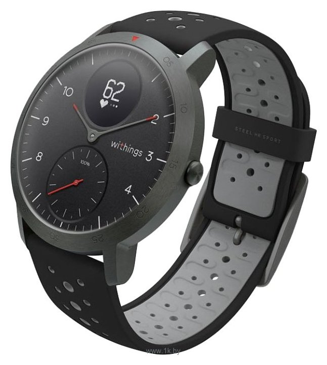 Фотографии Withings Steel HR Sport 40mm