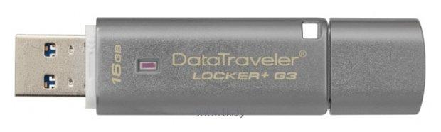 Фотографии Kingston DataTraveler Locker+ G3 16GB
