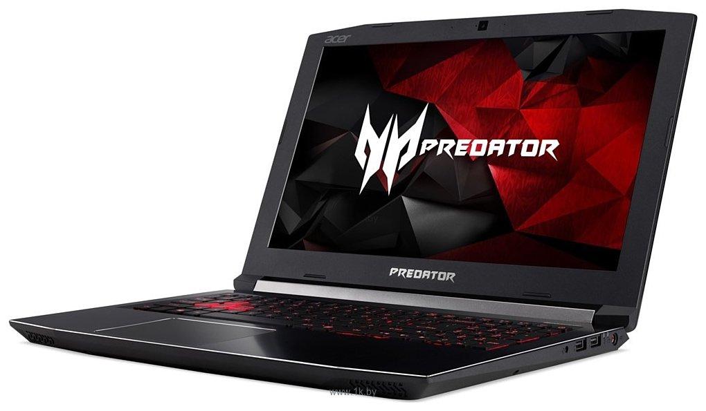 Фотографии Acer Predator Helios 300 PH317-52-77GB (NH.Q3EEP.005)