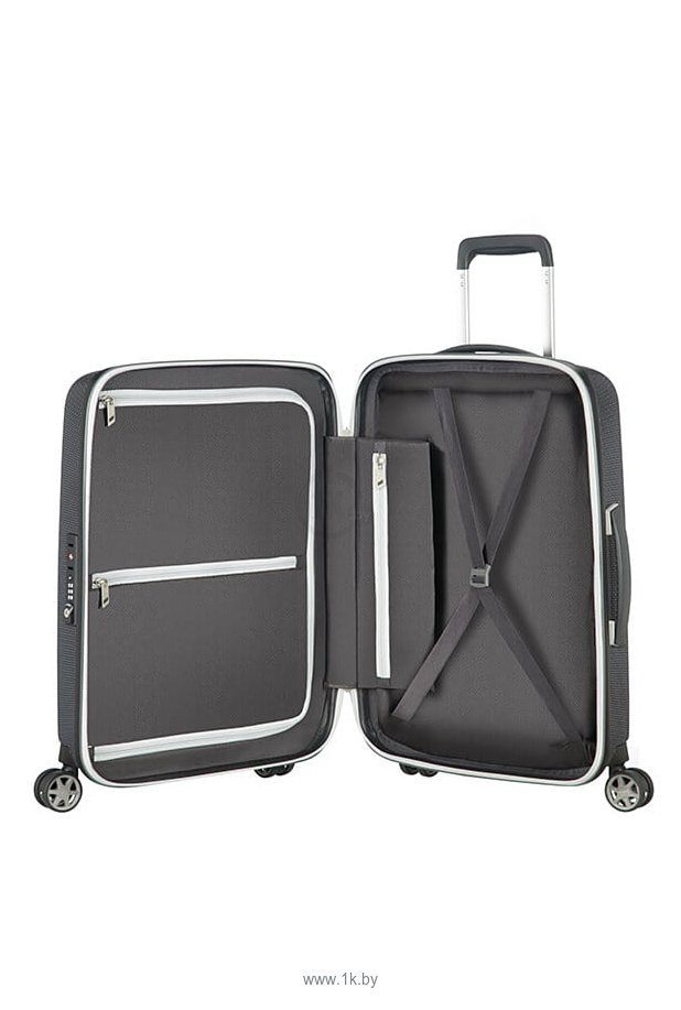 Фотографии Samsonite Mixmesh Niagara Graphite Gunmetal 69 см