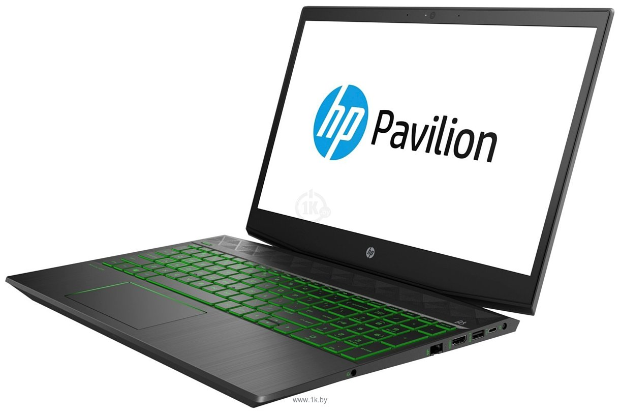 Фотографии HP Gaming Pavilion 15-cx0121ur (5HA35EA)