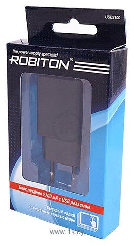Фотографии Robiton USB2100 (черный)