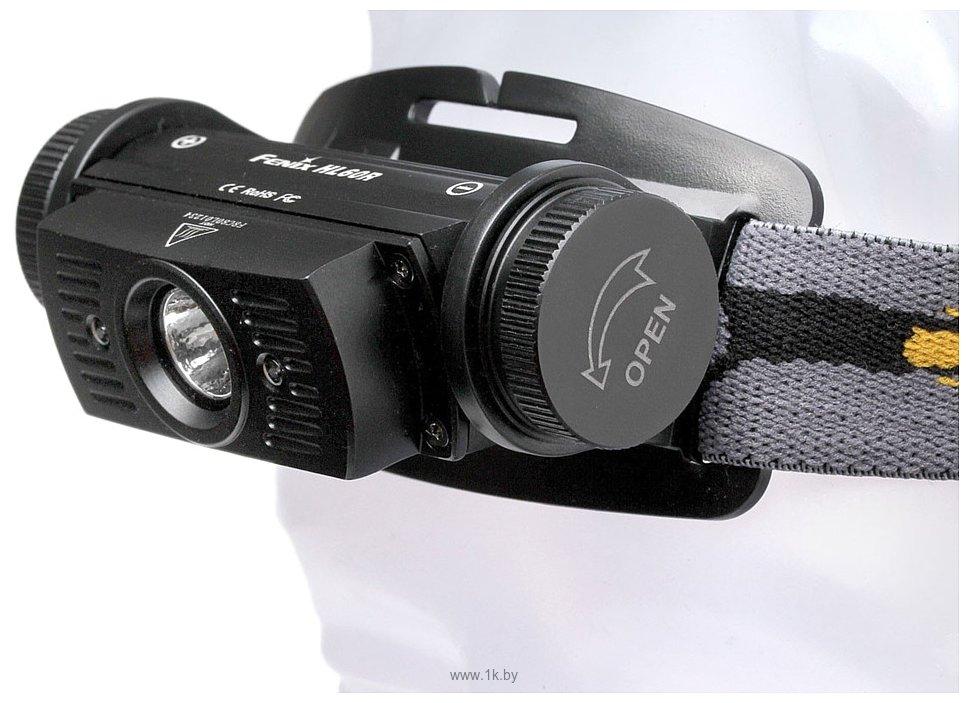 Фотографии Fenix HL60R XM-L2 T6