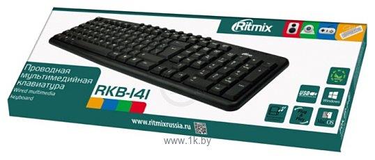Фотографии Ritmix RKB-141