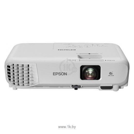 Фотографии Epson EB-S05