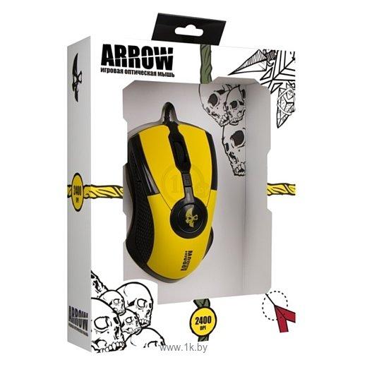 Фотографии Jet.A JA-GH35 Arrow Yellow USB