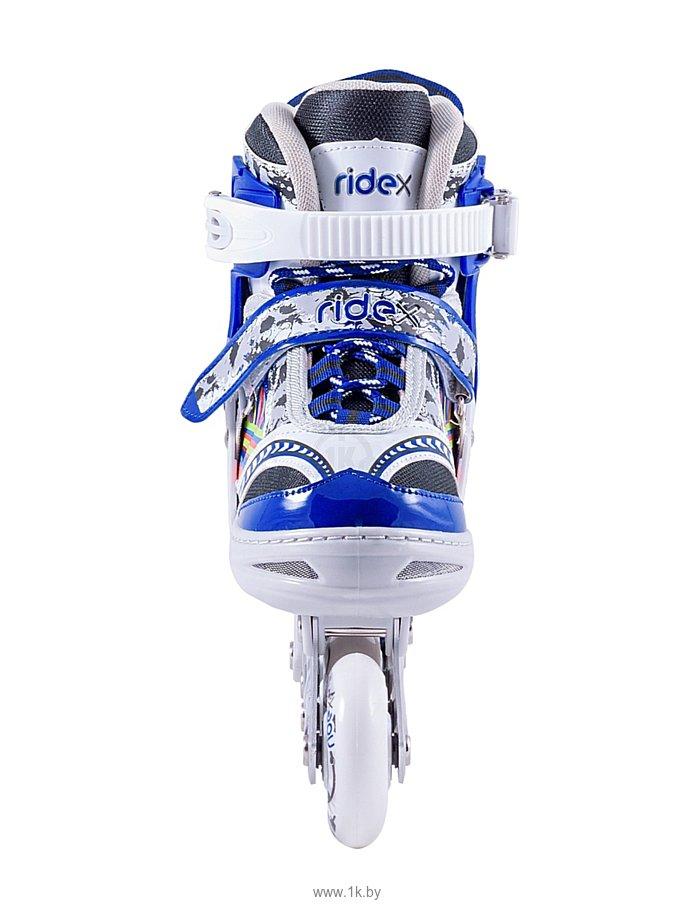 Фотографии Ridex Joker Blue (роликовые коньки)