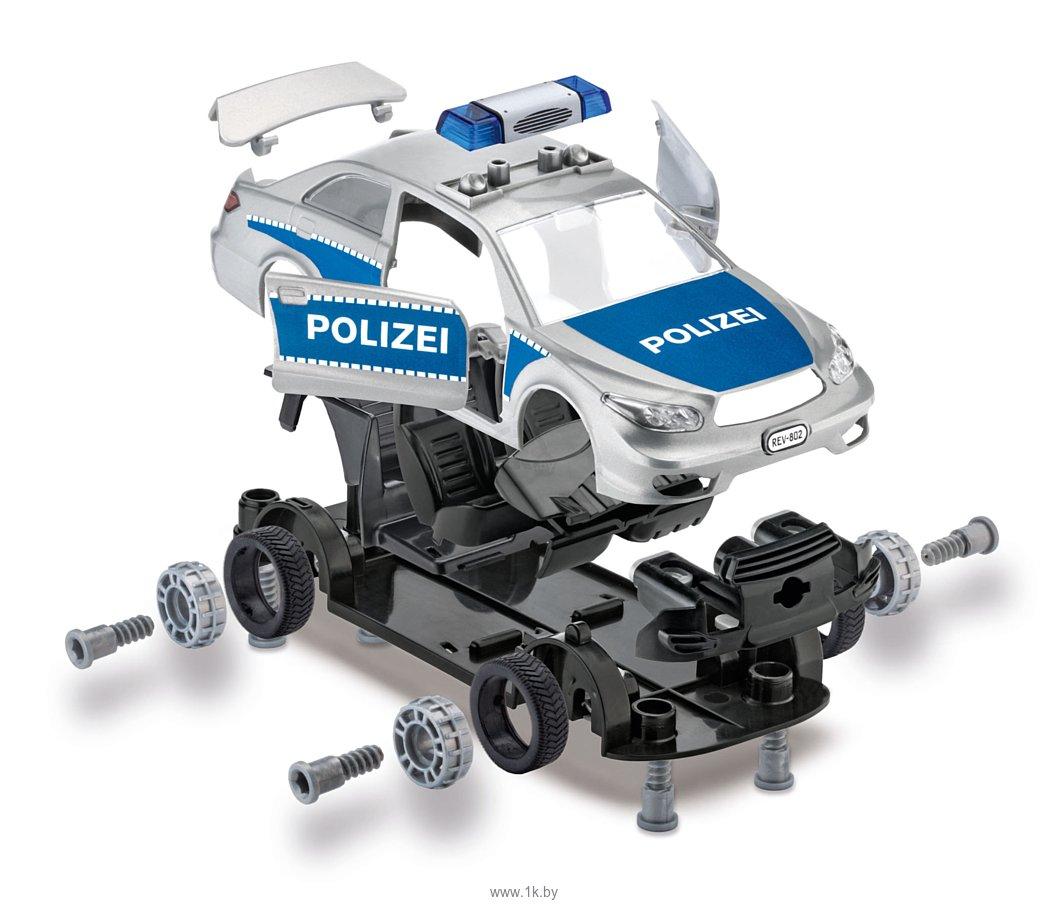 Фотографии Revell 00820 Полицейская машина с фигуркой