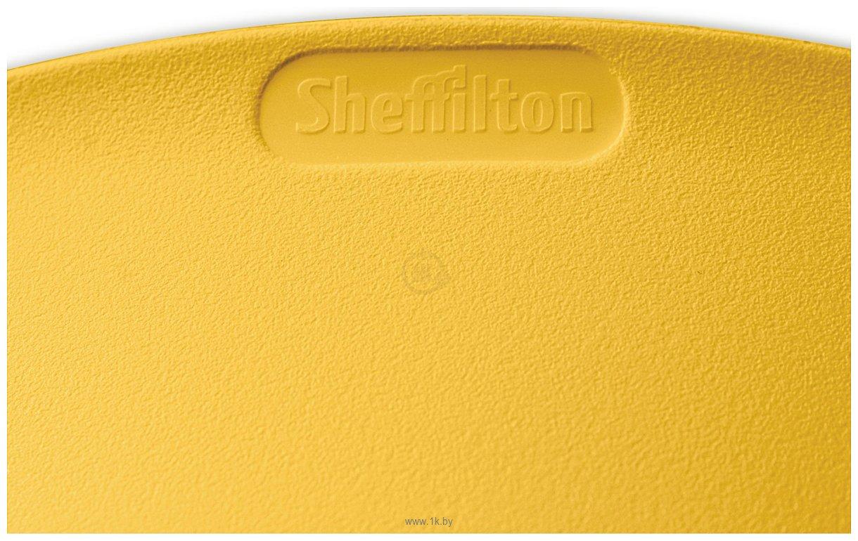 Фотографии Sheffilton SHT-ST19/S29 (желтый/черный муар)