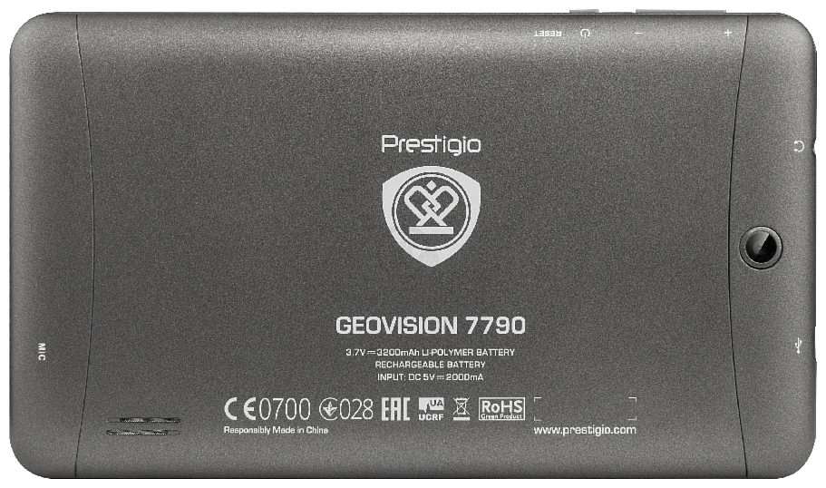 Фотографии Prestigio GeoVision 7790
