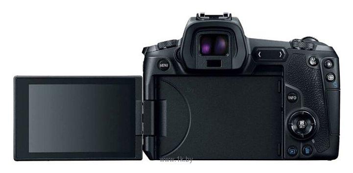 Фотографии Canon EOS R Kit