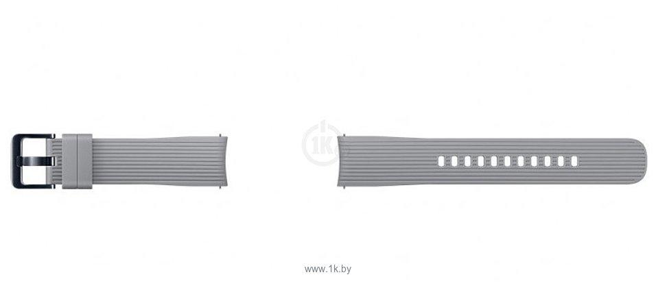 Фотографии Samsung Silicone для Galaxy Watch 42mm (серый)