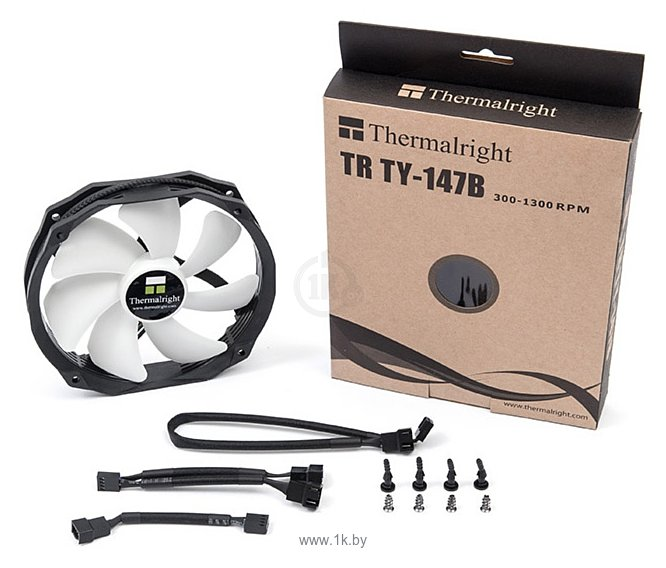 Фотографии Thermalright TY-147B