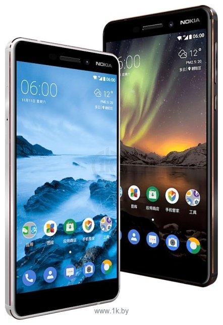 Фотографии Nokia 6.1 32Gb
