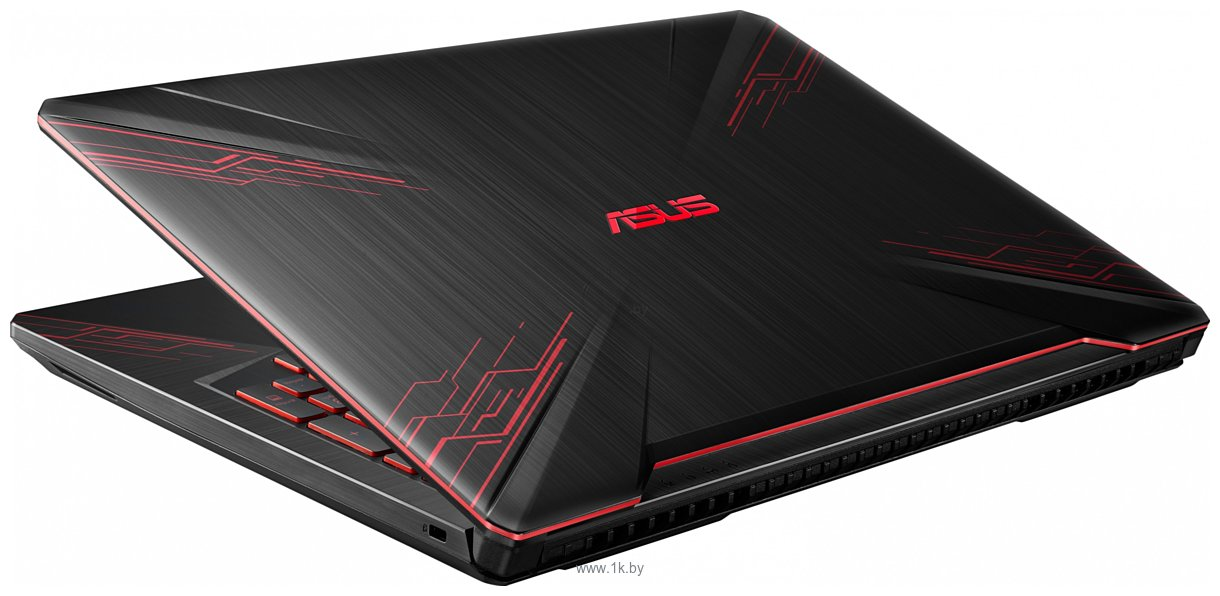 Фотографии ASUS TUF Gaming FX504GD-E41064T