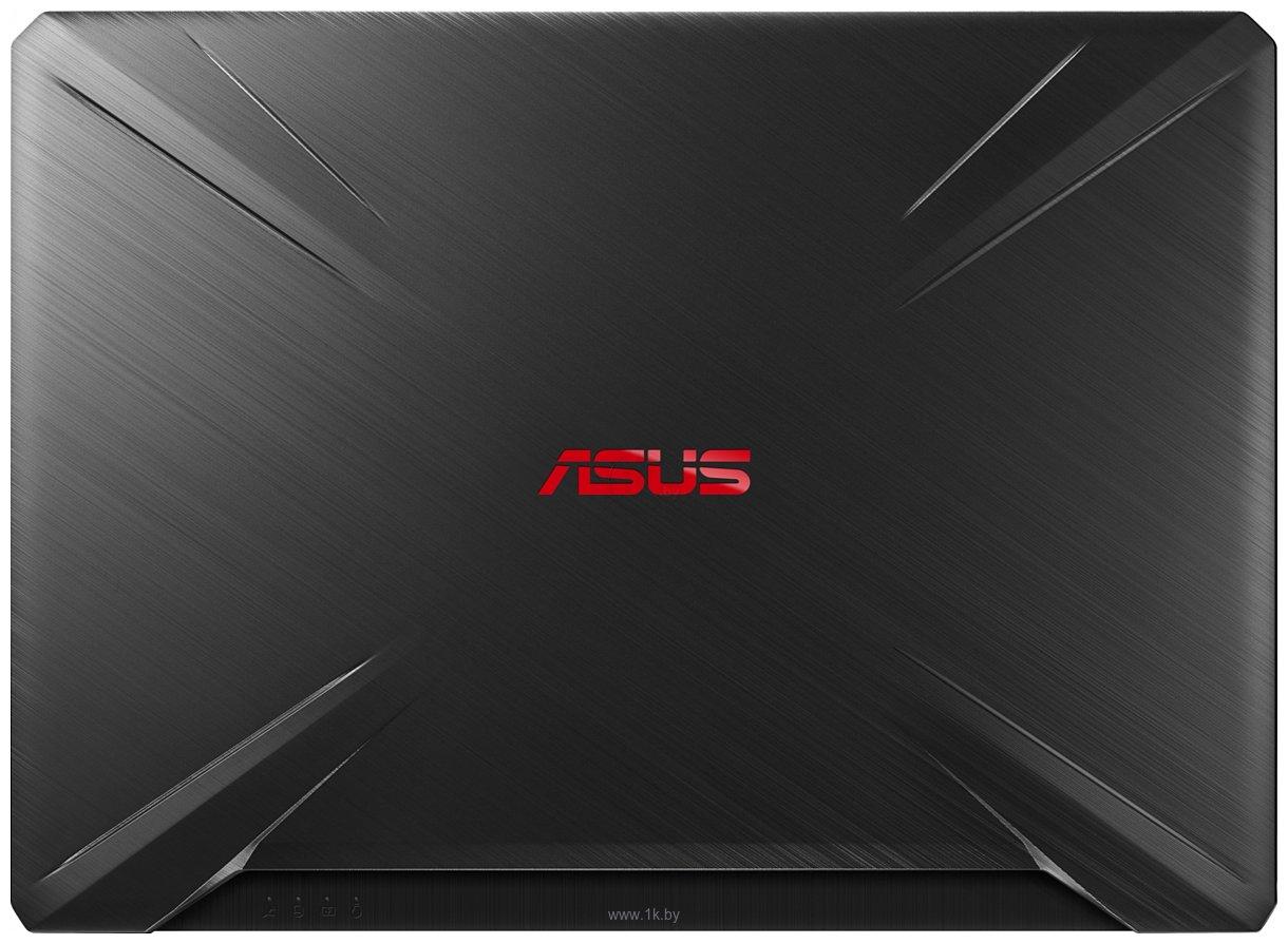 Фотографии ASUS TUF Gaming FX505GE-BQ214