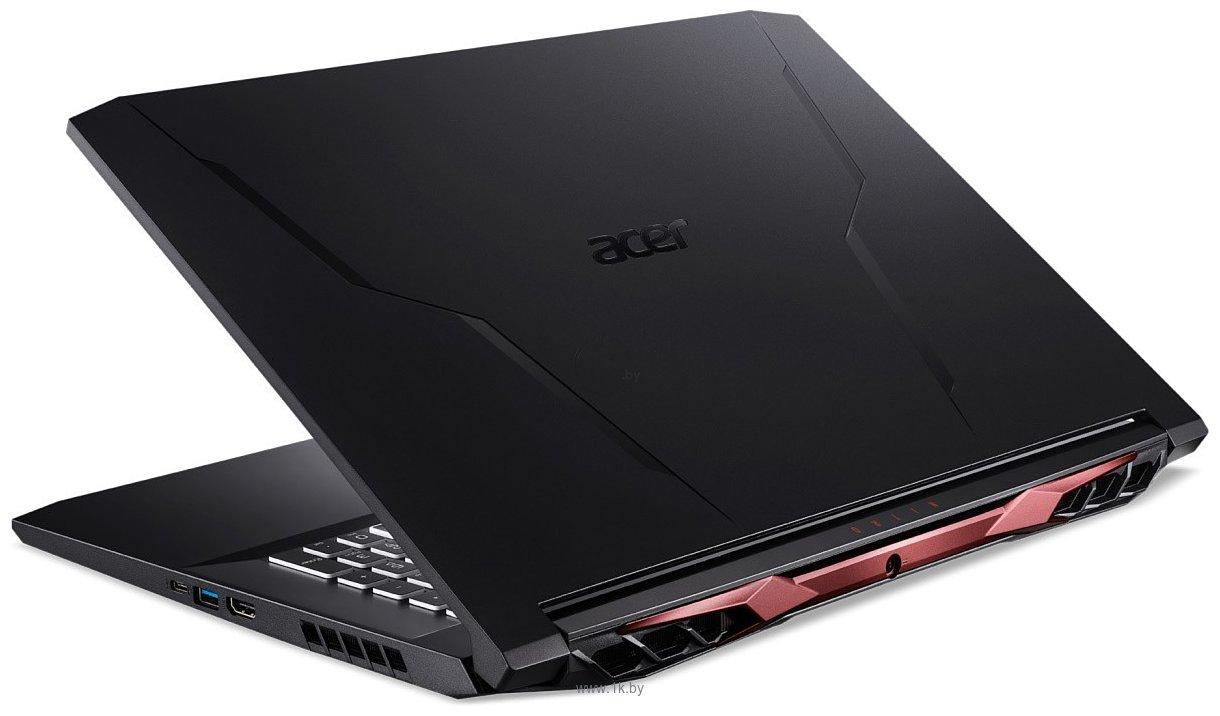 Фотографии Acer Nitro 5 AMD AN517-41-R6LZ (NH.QBGER.00E)