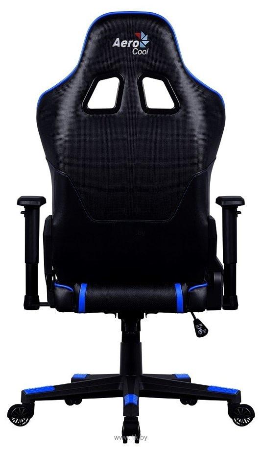 Фотографии AeroCool AC220 AIR (черный/синий)