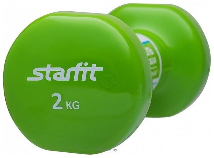 Фотографии Starfit DB-101 2 кг