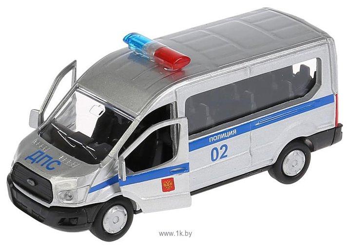 Фотографии Технопарк Ford Transit Полиция SB-18-18-P-W