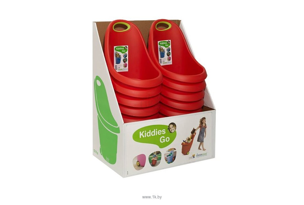 Фотографии Keter Kiddies Go (17183001)