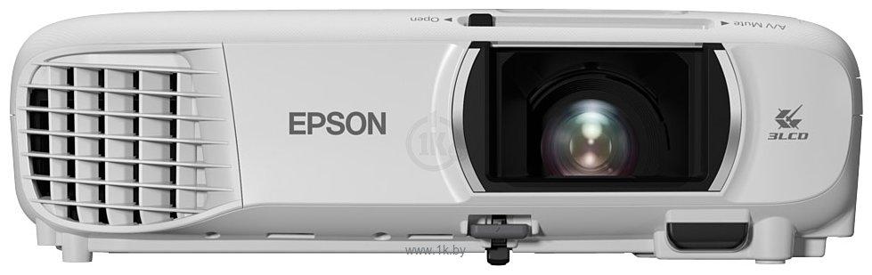 Фотографии Epson EH-TW750