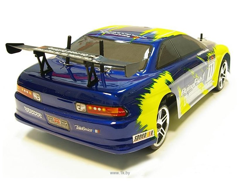 Фотографии Himoto TC Drift 4WD RTR (HI4123BL)