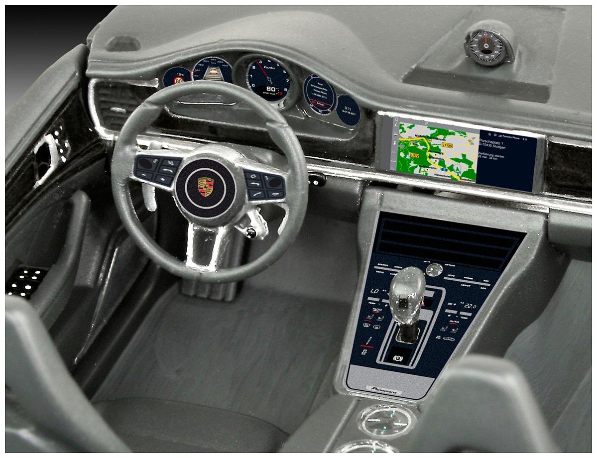 Фотографии Revell 07034 Автомобиль Porsche Panamera 2