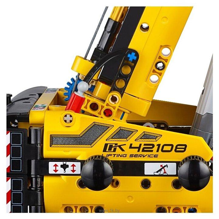 Фотографии LEGO Technic 42108 Мобильный кран