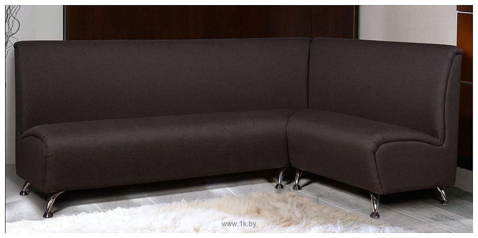 Угловые диваны для кухни, фото