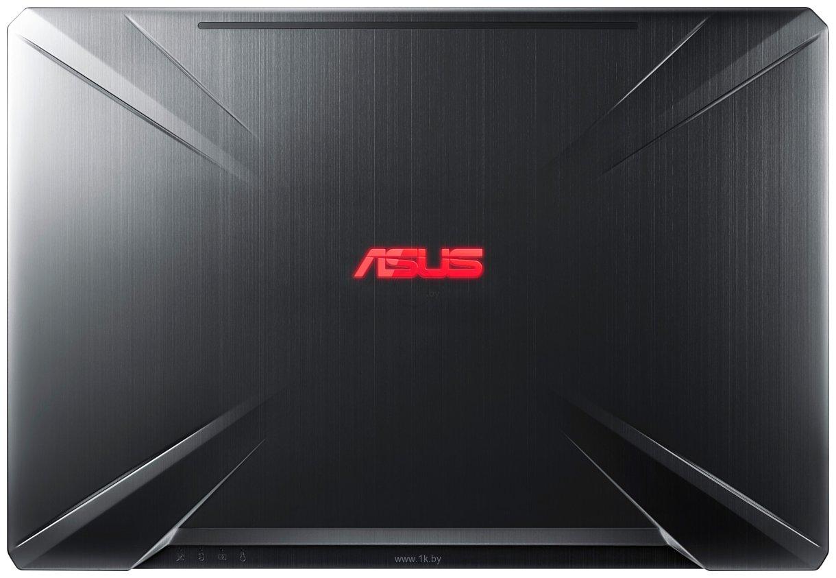 Фотографии ASUS TUF Gaming FX504GM-E4411