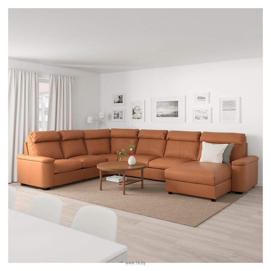 Фотографии Ikea Лидгульт 692.776.23 (гранн/бумстад золотисто-коричневый)