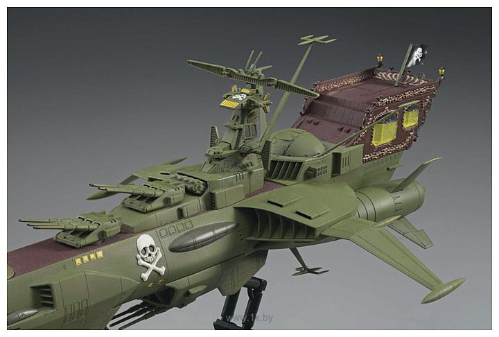 Фотографии Hasegawa Линкор Capt. Harlock Space Pirate Battle Ship