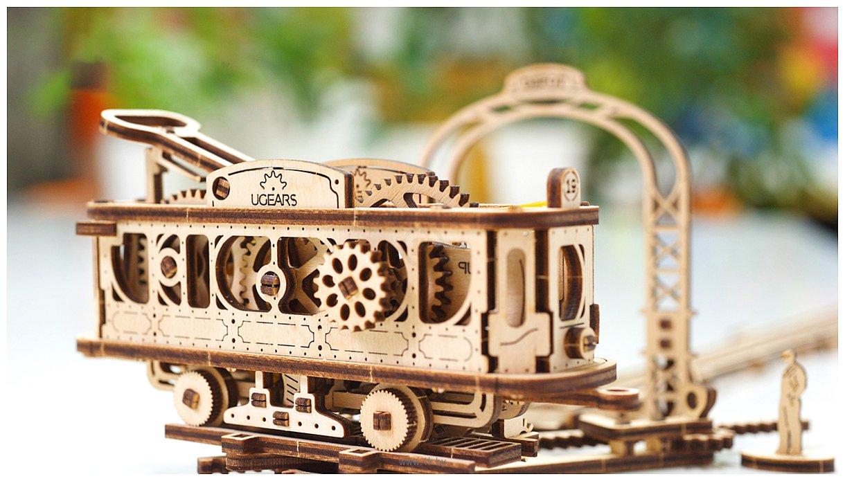 Фотографии Ugears Трамвайная линия