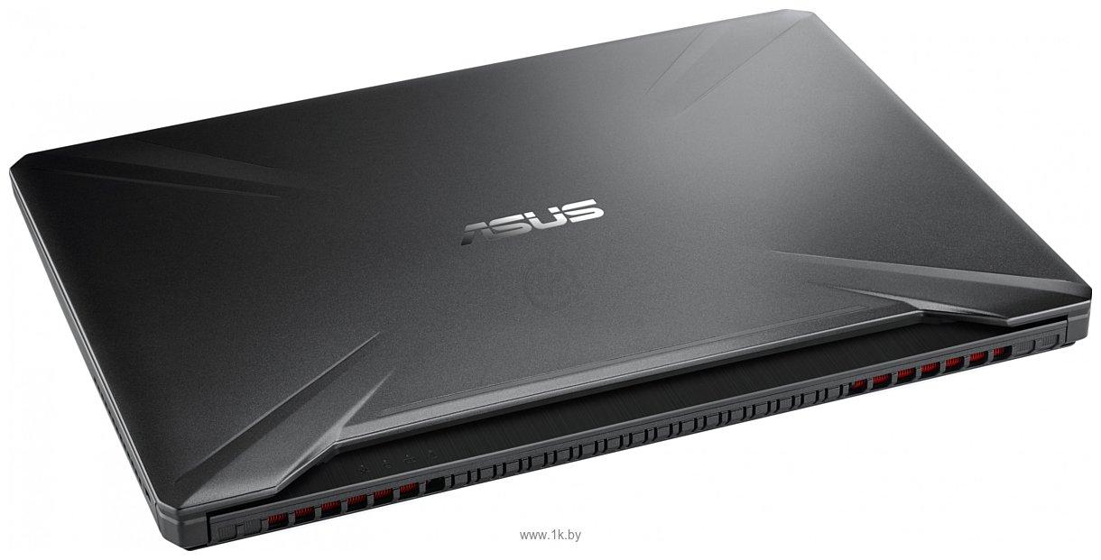 Фотографии ASUS TUF Gaming FX505DT-AL097