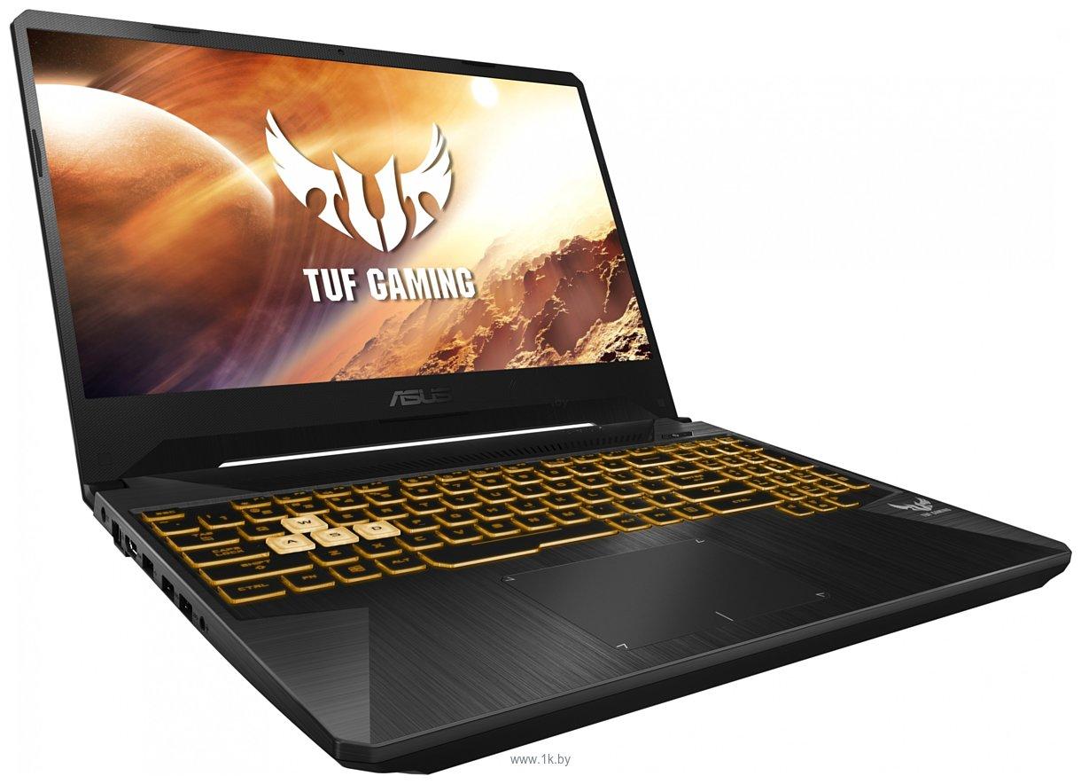 Фотографии ASUS TUF Gaming FX505DT-AL071