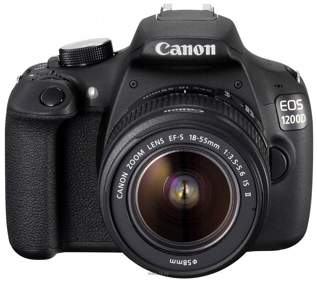 Фотографии Canon EOS 1200D Kit