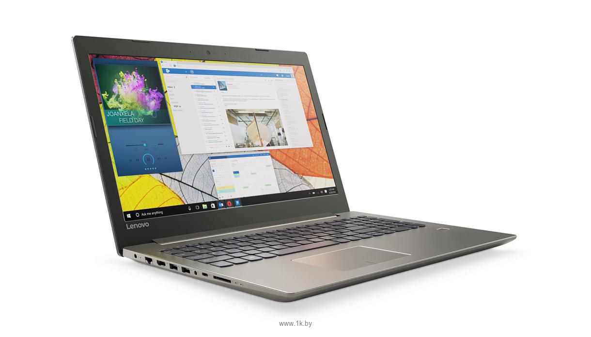 Фотографии Lenovo IdeaPad 520-15IKB (80YL00RYRK)