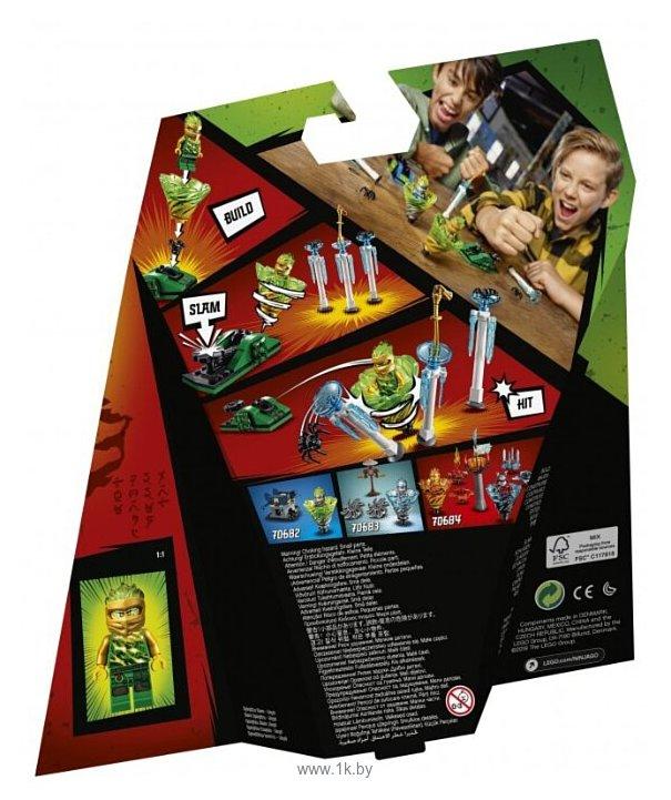 Фотографии LEGO Ninjago 70682 Бой мастеров кружитцу — Джей