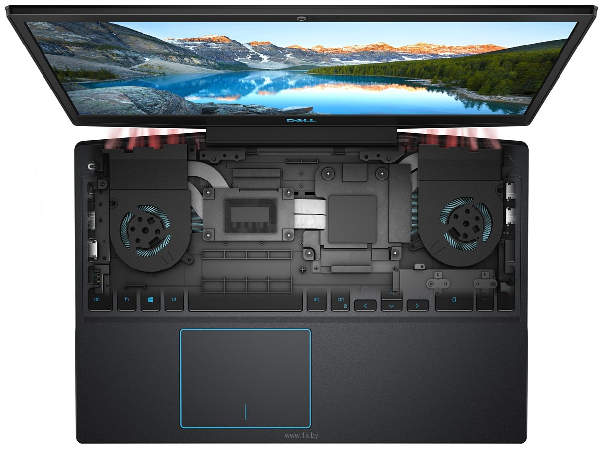 Фотографии Dell G3 3590 G315-1536