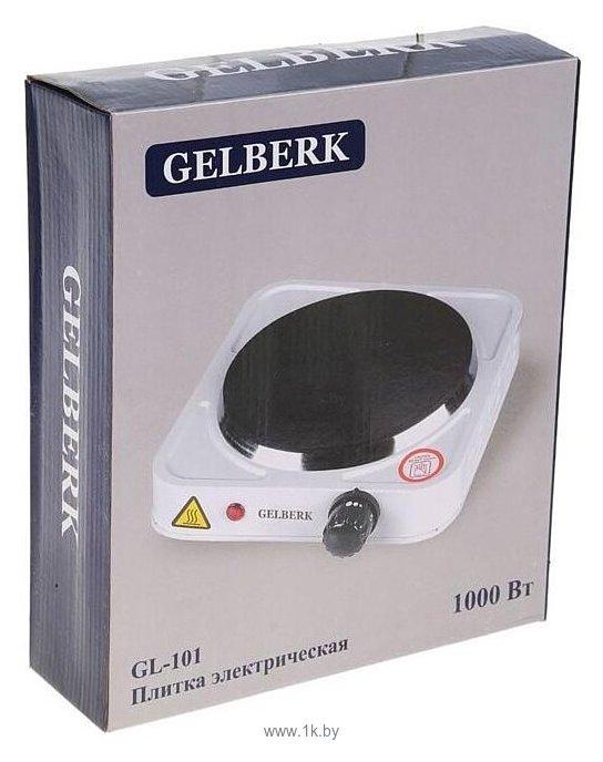 Фотографии Gelberk GL-101